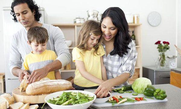 trẻ không ăn rau