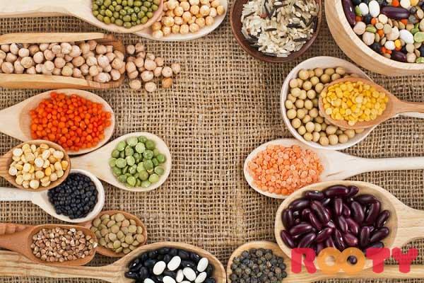 trẻ rối loạn tiêu hóa nên ăn gì và các loại ngũ cốc